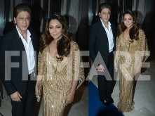 Shah Rukh Khan and Gauri Khan redefine love at the Hello Hall of Fame Awards 2018