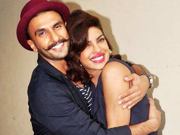 Here's what happened when Priyanka Chopra made a midnight video call to Ranveer Singh