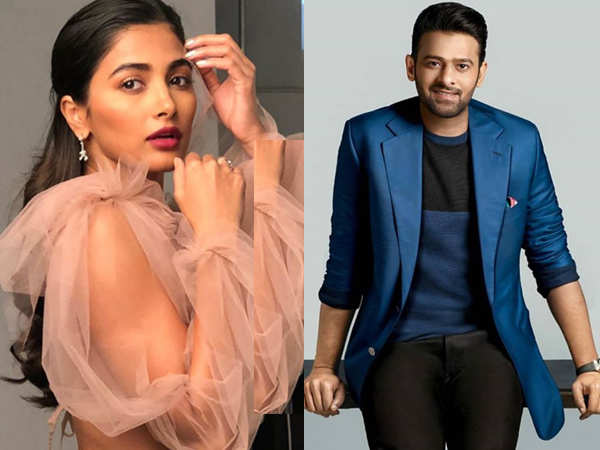 Official! Pooja Hegde to star opposite Prabhas