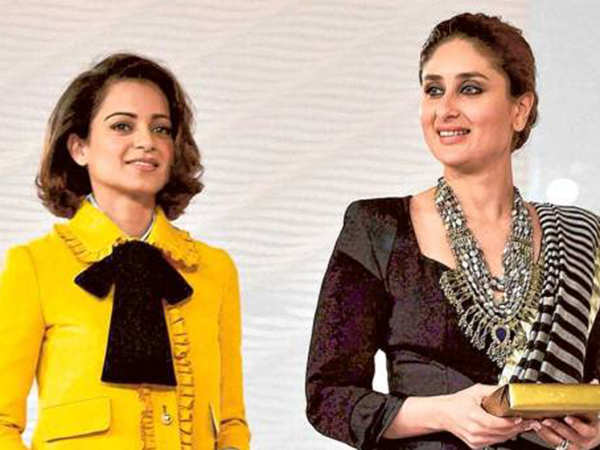 Was Kareena Kapoor Khan the first choice for Kangana Ranaut starrer Mental Hai Kya?