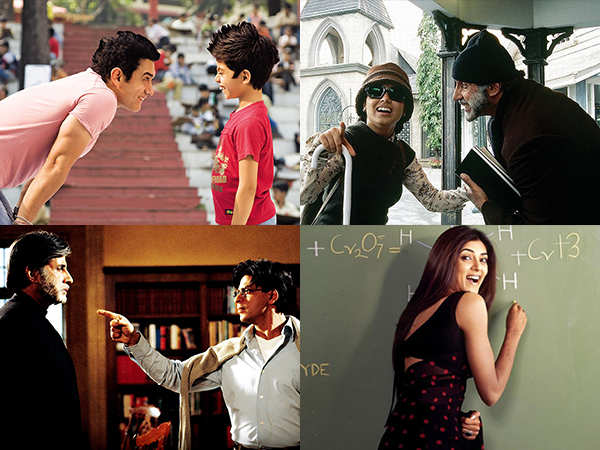 10 Bollywood films with the most relatable teachers