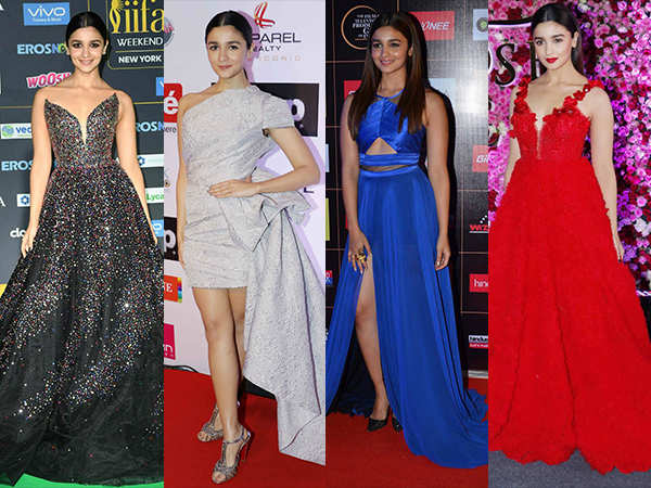 25 of Alia Bhatt's best red carpet looks | filmfare.com