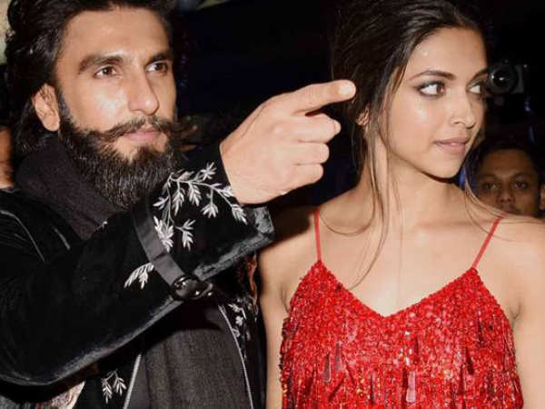 Deepika Padukone deleted her comment from Ranveer Singh's picture