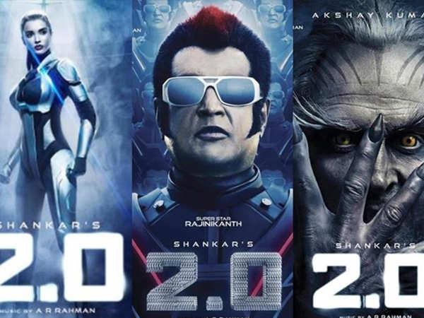 Rajinikanth and Akshay Kumar starrer 2.0's teaser leaked