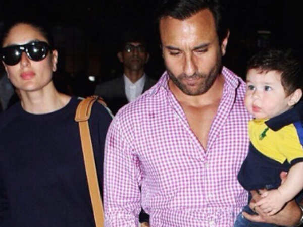 Kareena Kapoor Khan reveals Saif Ali Khan wanted to change Taimur's name
