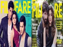 Alia Bhatt's best Filmfare covers