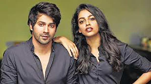 """When director Shoojit Sircar called Varun to narrate the story, he wasn't dressed well but the filmmaker insisted he come instantly. """"I am glad that I was dressed badly that day. I am glad that I was clumsy and spilled tea and Shoojitda saw Dan (his character's name in October) in me."""""""