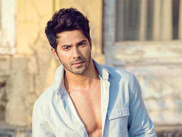 """I'm glad that I was clumsy when I met Shoojitda"" – Varun Dhawan"