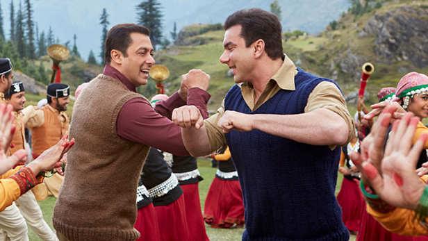 Salman Khan, Sohail Khan