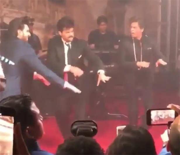 SRK SALMAN ANIL