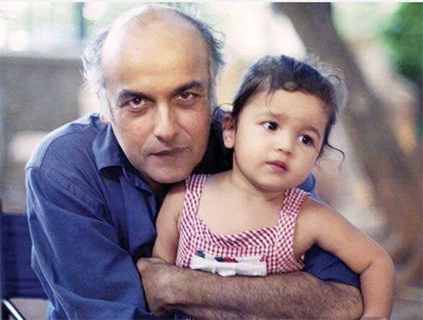 Mahesh Bhatt - Alia Bhatt