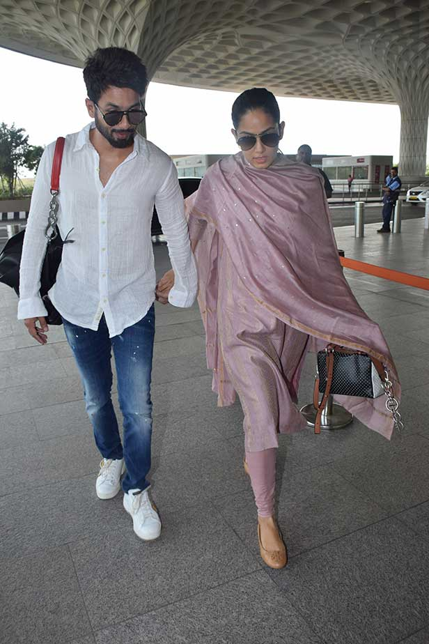 Shahid Kapoor, Mira Kapoor