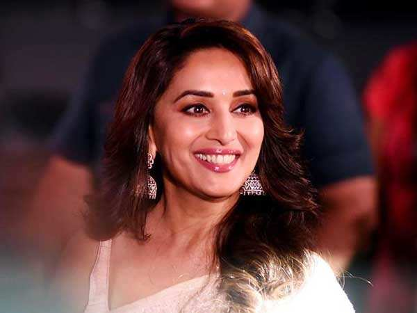 Madhuri Dixit-Nene says actors these days are busy with social media