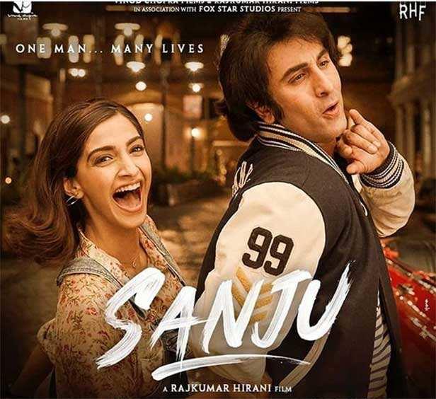 Ranbir on Sonam