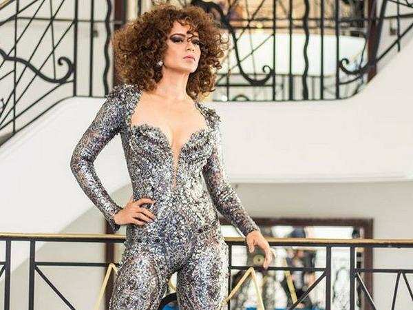 Kangana Ranaut continues to win hearts at Cannes 2018