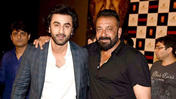 Ranbir Kapoor, Sanjay Dutt