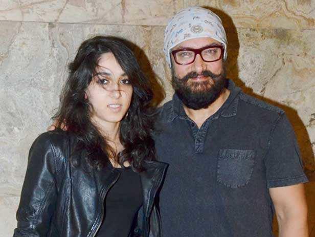 Aamir Khan, Ira Khan