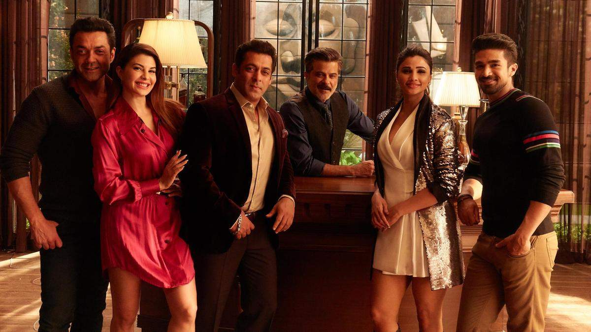 Race 3 trailer review