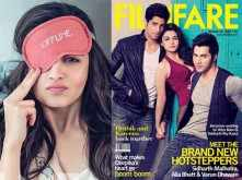 Alia Bhatt talks about her first Filmfare cover shoot