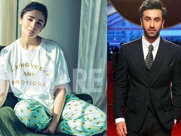 """Ranbir Kapoor is the Sonam Kapoor of men's fashion"" – Alia Bhatt"