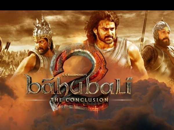 Baahubali 2 crosses the lifetime box-office collection of Baahubali