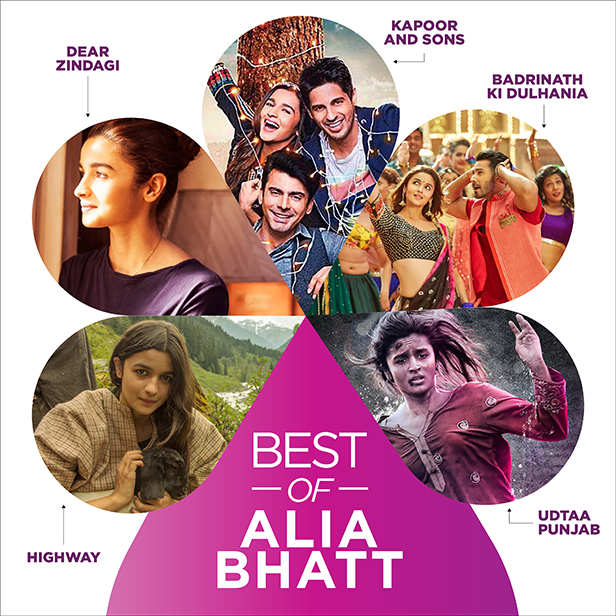 Alia Bhatt Best films