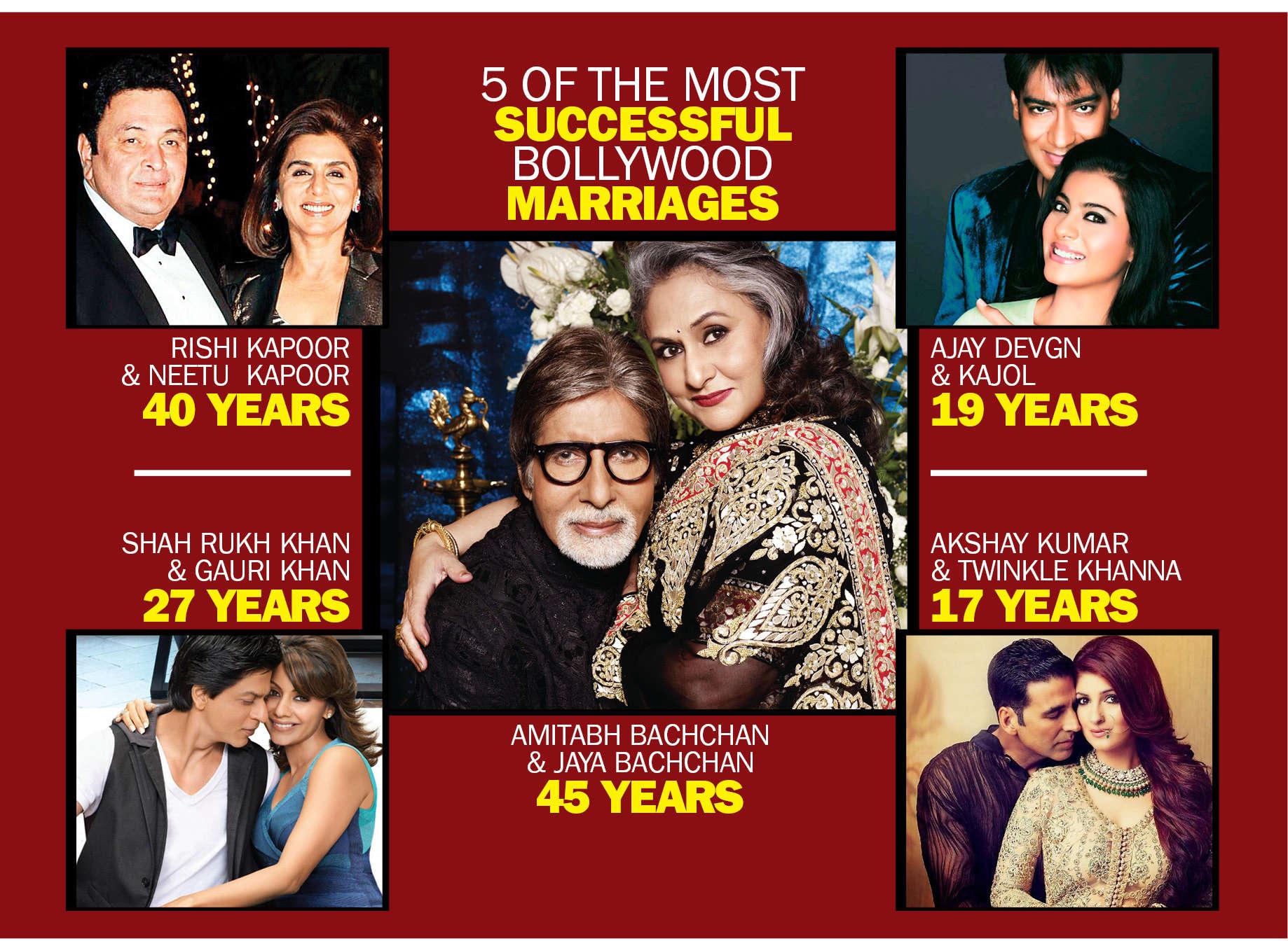 20 Bollywood weddings