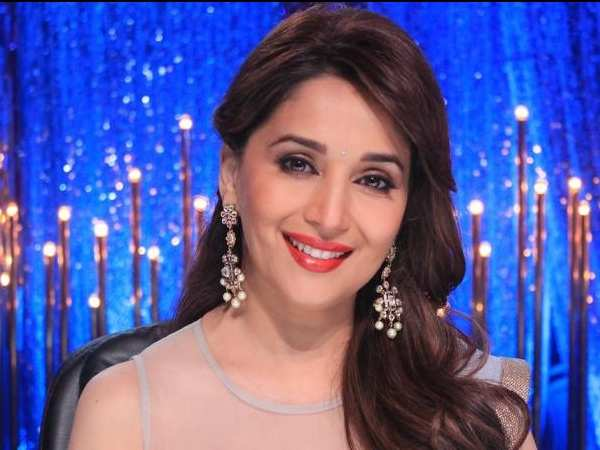 Madhuri Dixit says doing a Marathi film was on her bucket list