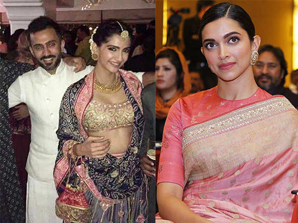Deepika Padukone to miss Sonam Kapoor - Anand Ahuja's big fat wedding?