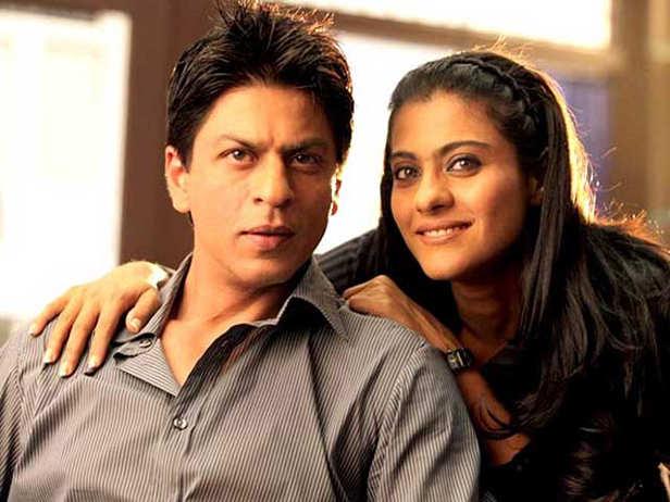 Kajol, Shah Rukh Khan, Rani Mukerji