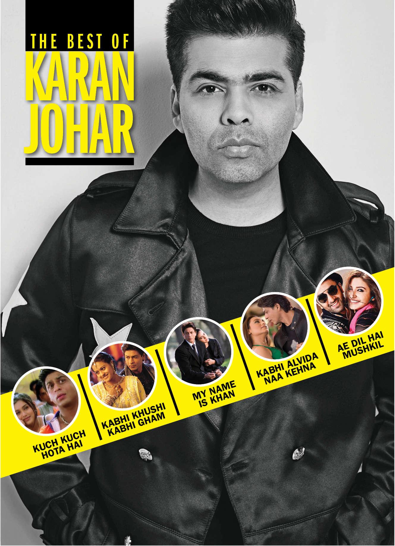 Birthday special: Karan Johar's magical journey in Bollywood