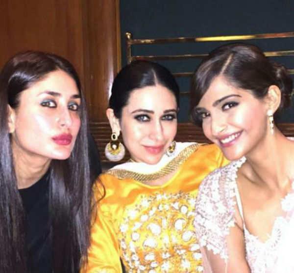 Sonam Kapoor reacts to rumours of her rivalry with Kareena Kapoor Khan