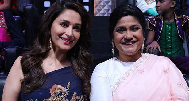 This video is proof that Madhuri Dixit Nene is still a teenager at heart who jumps up to dance when her favourite song plays up anywhere. Recently, when Madhuri and Renuka Shahane were shooting for their upcoming film, Bucket List, someone from the crew dropped the track Lo Chali Mai from the film Hum Aapke Hai Koun in which Madhuri and Renuka played the role of siblings. Madhuri and Renuka did not take a second before they jumped up and started dancing to the track. Their chemistry in this video is adorable and will take you back in time when the song was released.   The duo has come together after 24 years for a film. Bucket List also marks the debut of Madhuri into the world of Marathi Cinema and will be released on May 25, 2018. Ace director Karan Johar shared the video of the duo dancing like they still have all the steps memorized and that's the reason why it is creating a lot of buzz on social media today. Take a look at the video right here.