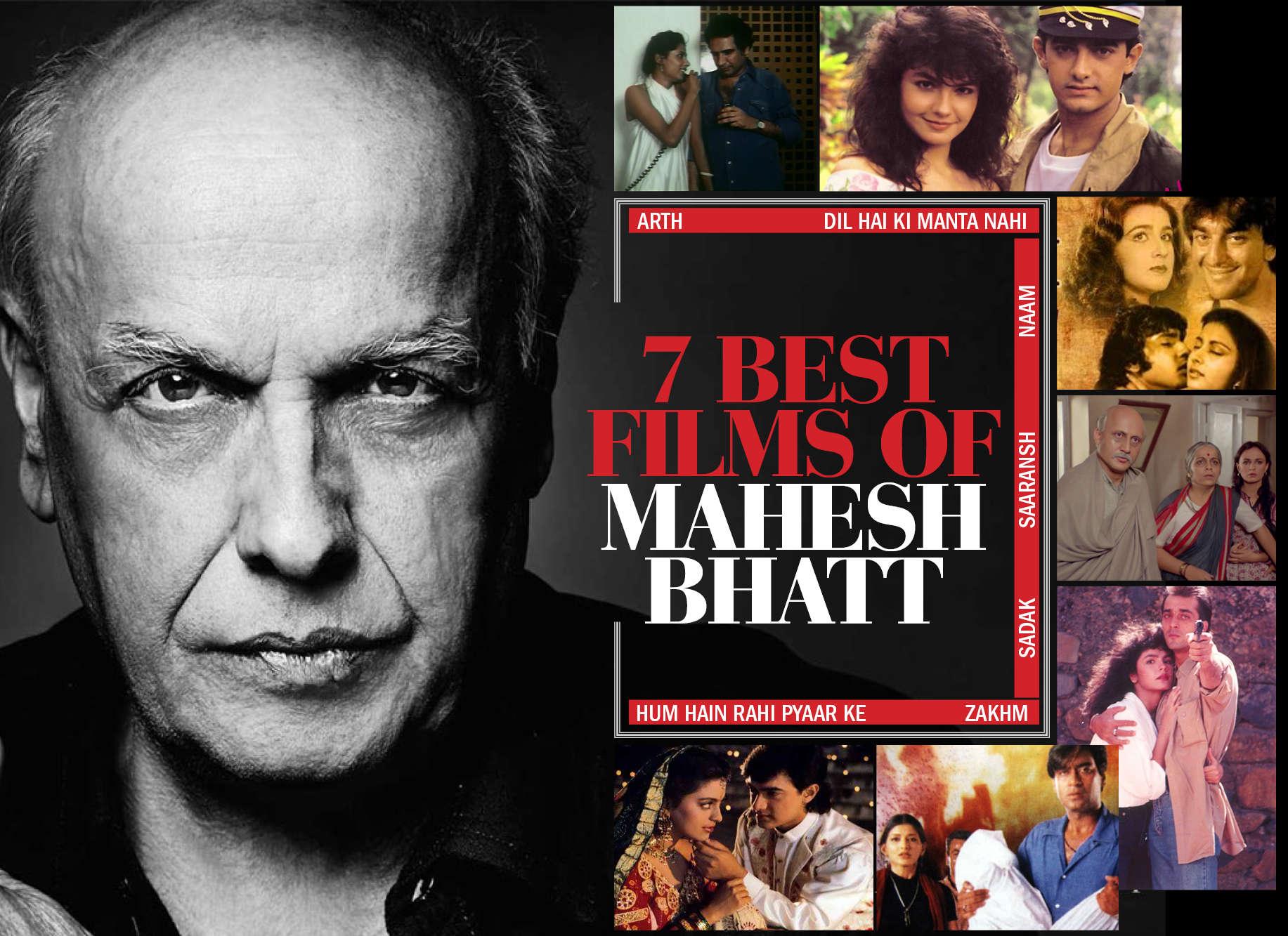 Mahesh Bhatt talks about his inspiration behind making Arth