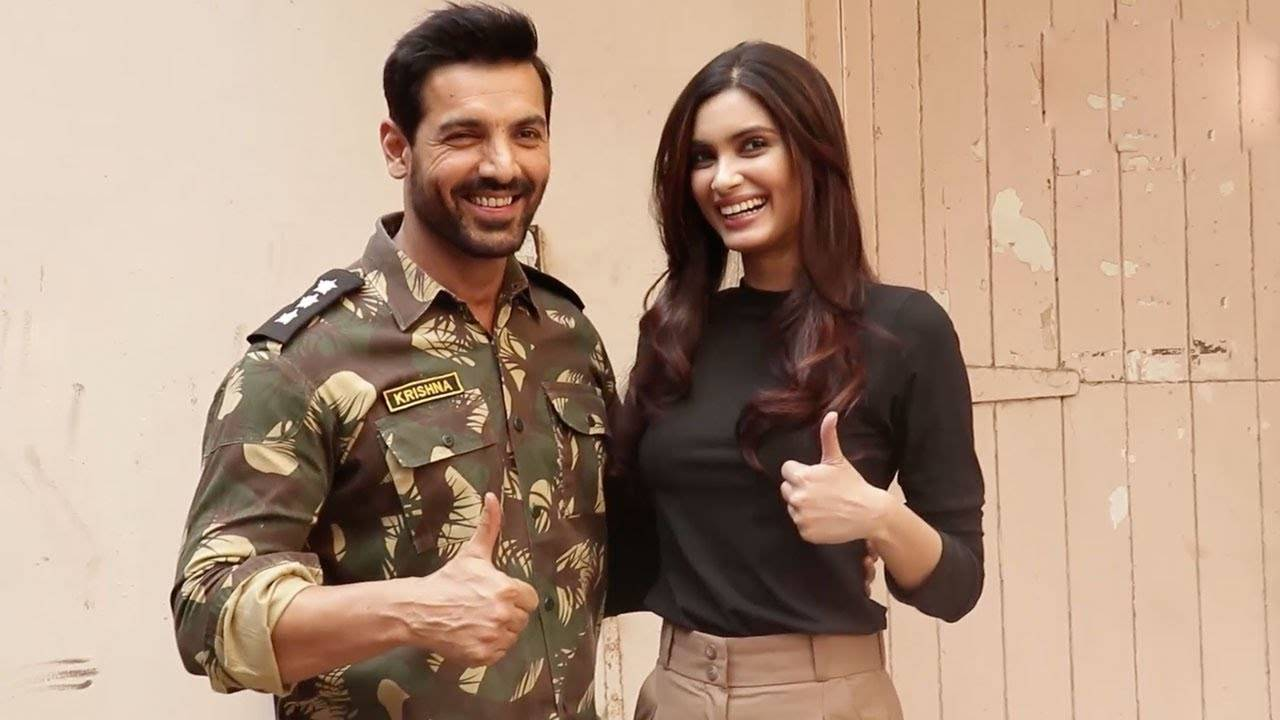 Diana Penty reveals the real reason she singed Parmanu