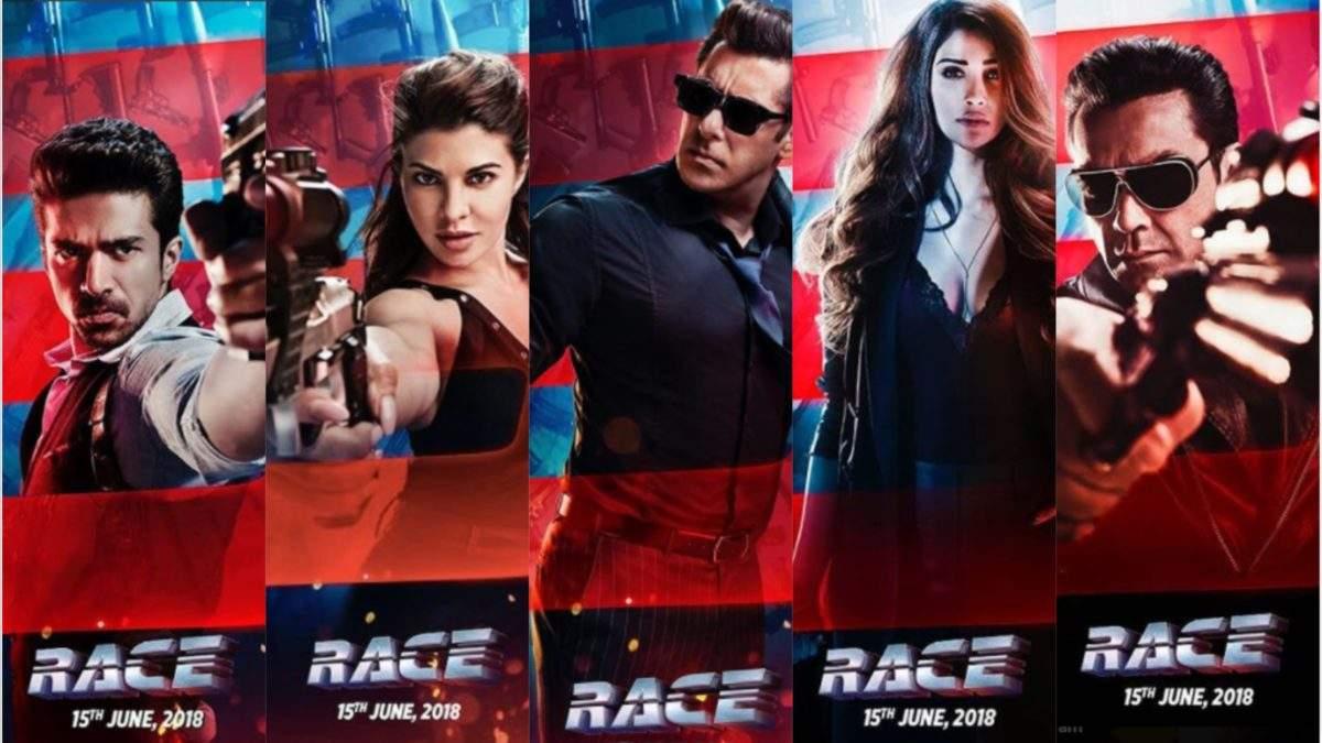 Salman Khans Race 3 Trailer Crosses 50 Million Views On Youtube