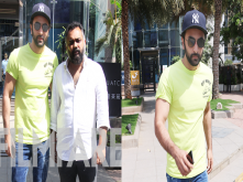 Photos: Ranbir Kapoor spotted with director Luv Ranjan