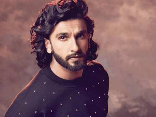 Ranveer Singh tops the list of The Times 50 Most Desirable Men 2017