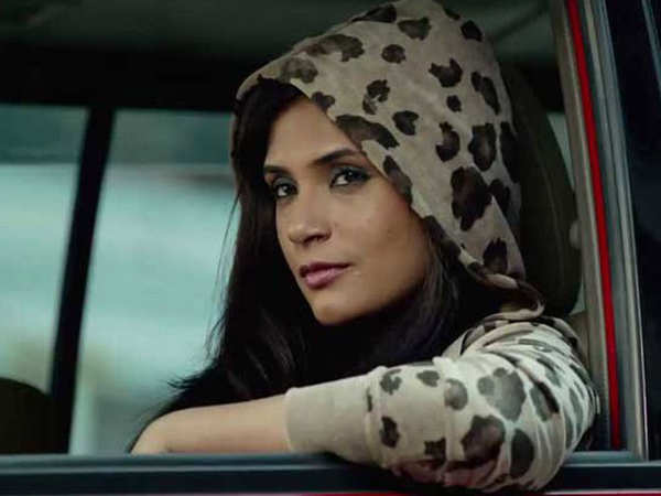 Richa Chadha completes a decade in Hindi cinema