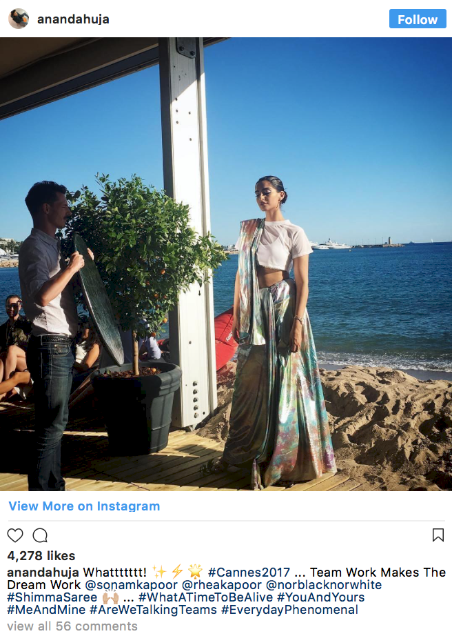 Times when Sonam Kapoor & Anand Ahuja proved they are made for each other