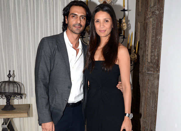 Arjun and Mehr Rampal announce their separation after 20 years of marriage