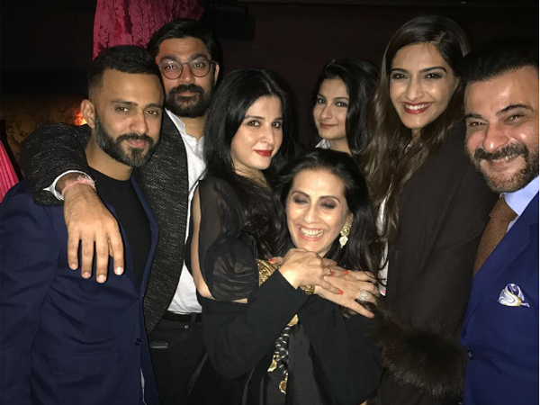 Official announcement! The Kapoor and Ahuja families confirm Sonam Kapoor – Anand Ahuja's wedding