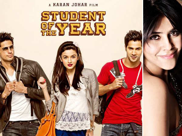 Punch Beat is not a spin off of Student of the Year, claims Ekta Kapoor