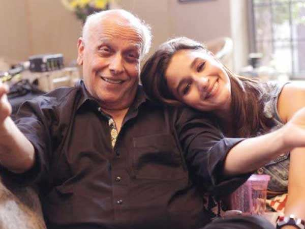 Daddy Mahesh Bhatt has the perfect Monday motivation message for Alia Bhatt