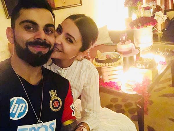 Aww! Anushka Sharma thanks Virat Kohli for making her birthday special