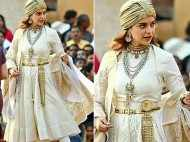 Kangana Ranaut to shoot a promotional song for Manikarnika