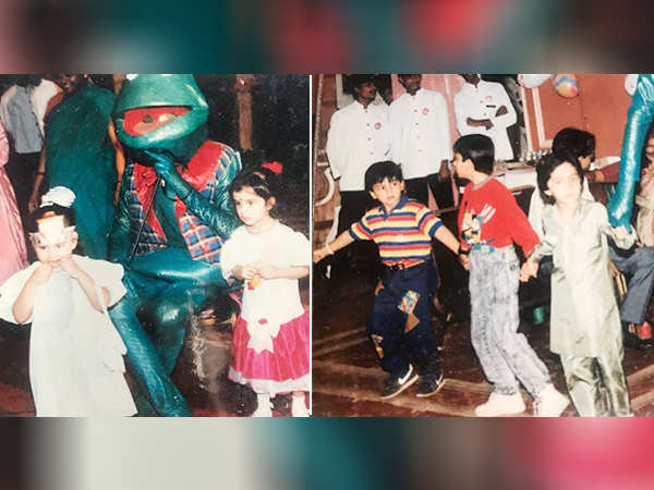 Arjun Kapoor and Sonakshi Sinha just posted the cutest throwback pictures