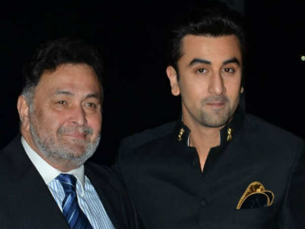 Ranbir and I don't talk about love, life and all that. – Rishi Kapoor