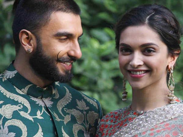Ranveer Singh and Deepika Padukone to have a November wedding?