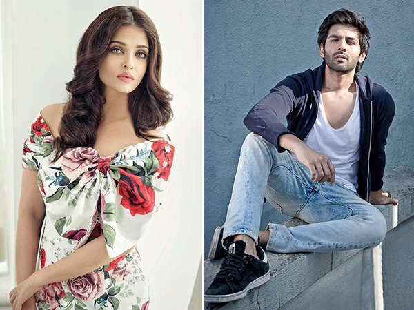 Kartik Aaryan to pair up with Aishwarya Rai Bachchan?